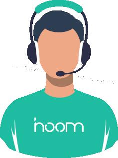 پشتیبانی شرکت هوم